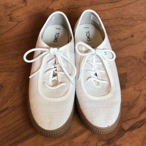 Toms Carmel Lace up shoes